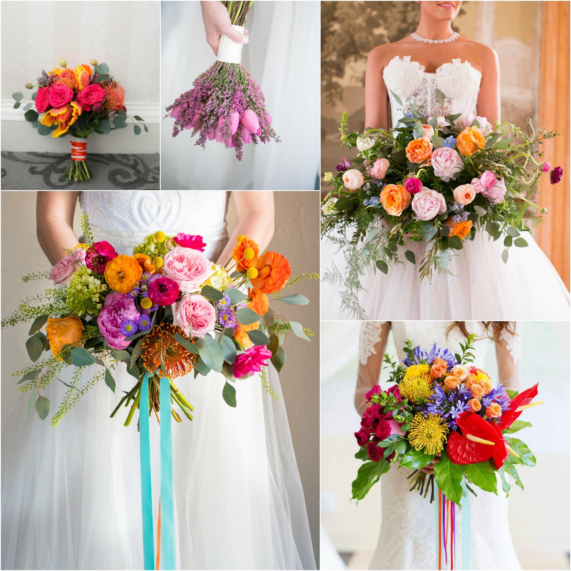 Bouquet Collage 2