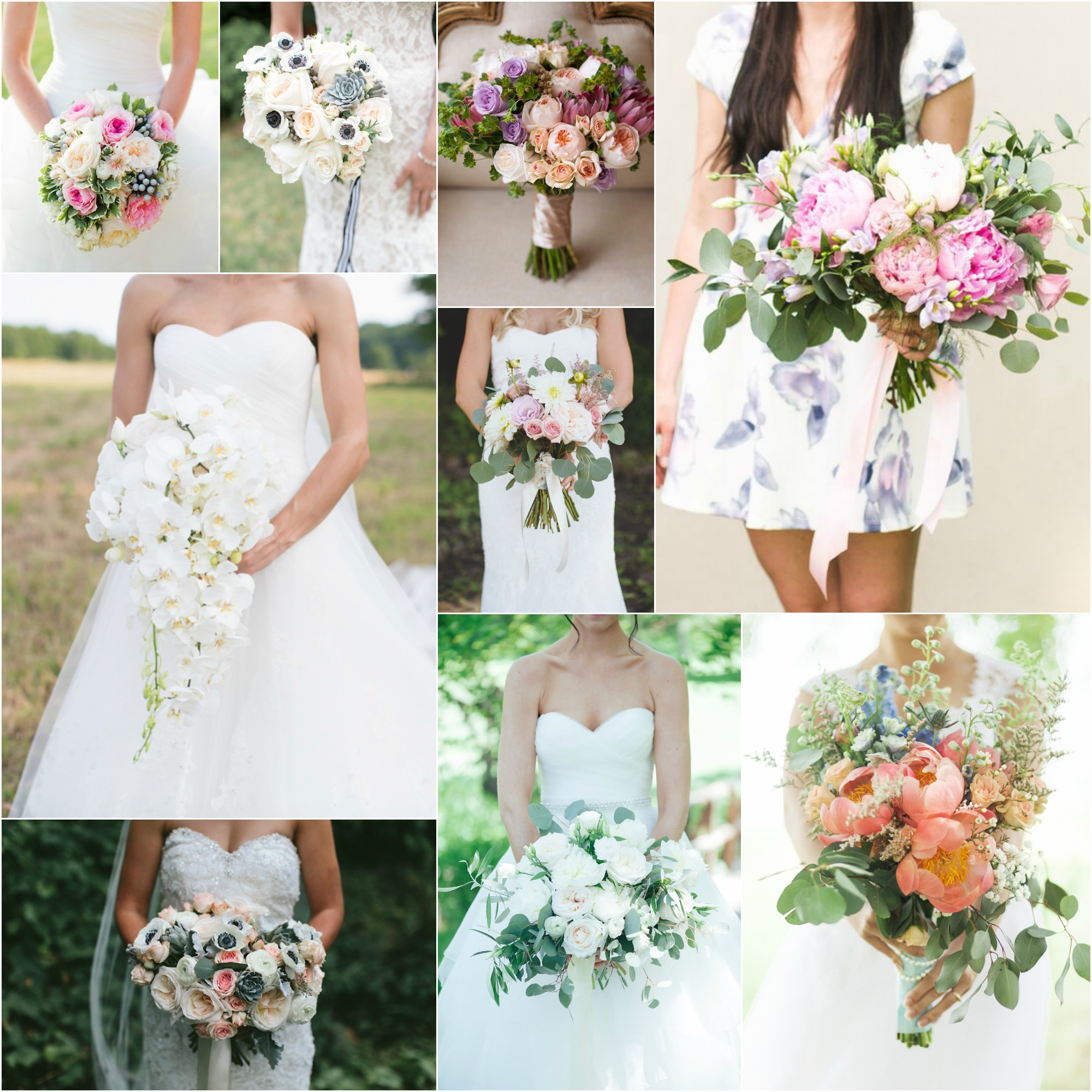 Bouquets Collage 1