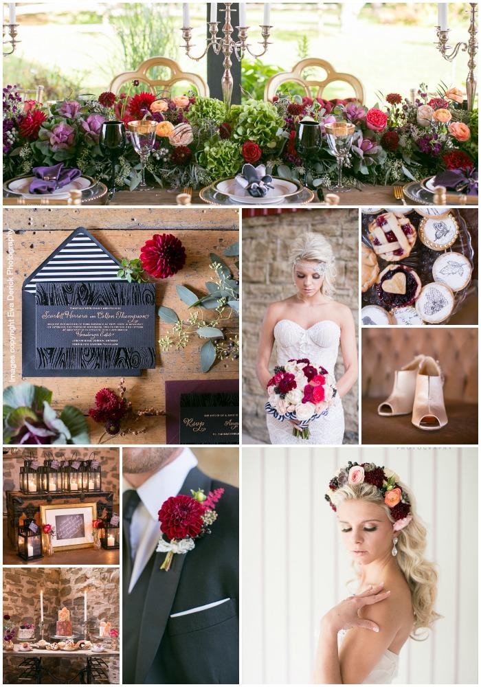 Voyage of Love_Elegant Wedding_Niagara Weddings_Ooh La La Designs_Niagara Florists_Toronto Florists_Toronto Weddings_Niagara Weddings_photo_Eva Derrick Photography