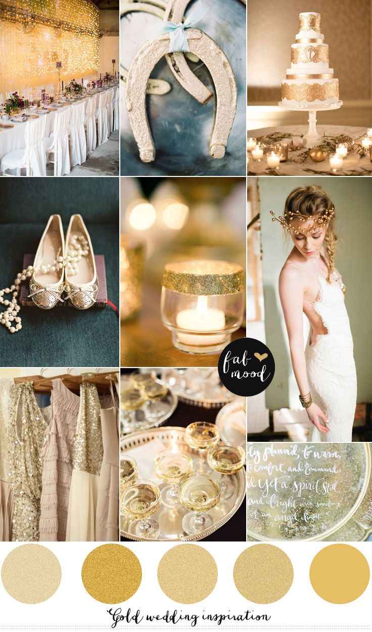 Sunday Inspiration_ Board_Fab Mood_gold inspiration board_Ooh La La Designs_Niagara Wedding Florist_Niagara Weddings_glitter wedding_photo