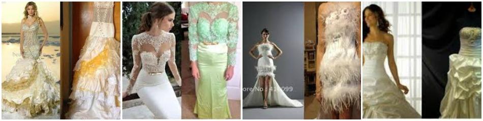 Dress nightmare collage