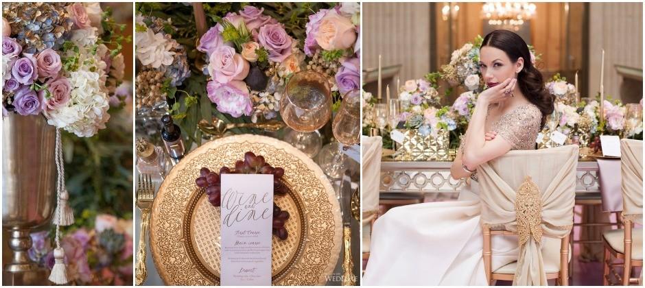 Floral crown_ooh la la designs_nigara wedding florist_toronto wedding florist_bouquet_niagara falls wedding florist_muskoka wedding florist_Wedluxe Glitterati_image