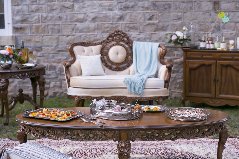 Niagara wedding florist_Toronto Wedding florist_Niagara weddings_ Toronto weddings_Eva Derrick Photography_floral crown_Ooh La La Designs 4