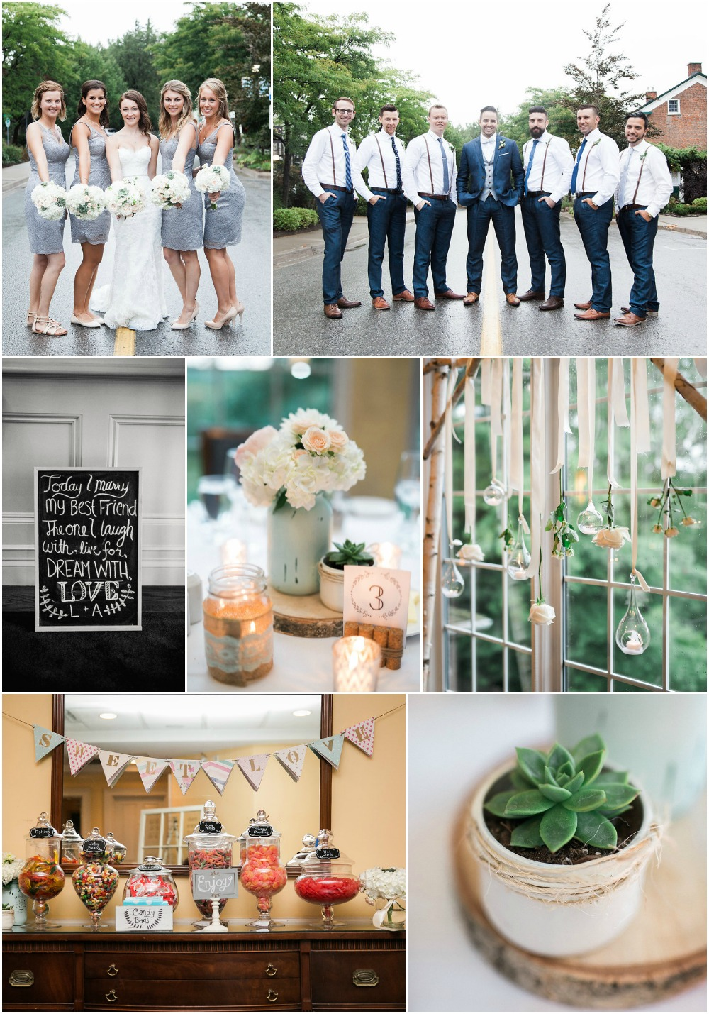 Niagara Wedding_Niagara Wedding Flowers_Cave Spring Wedding_Inn on the Twenty wedding_Succulent Wedding Ideas_Candy Table_Ooh La La Designs_Simply Lace Photography_image 5