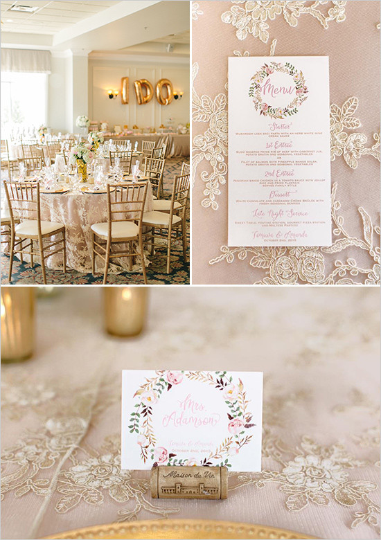 elegantpinkandgolddecor@weddingchicks-550x780